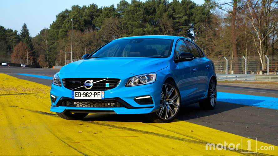 essai volvo s60 polestar blue rocket. Black Bedroom Furniture Sets. Home Design Ideas
