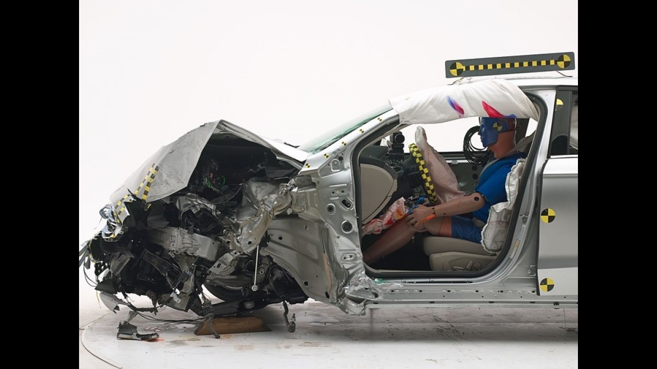 Mais seguro, o atualizado Ford Fusion 2017 ganha prêmio Top Safety Pick Plus
