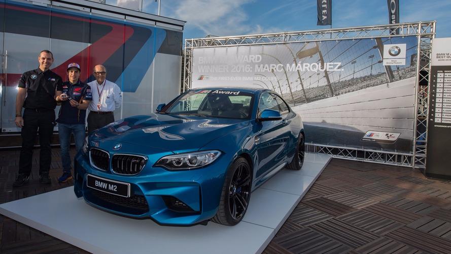 BMW M2 - Marc Marquez