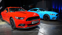 2017 - Ford Mustang Black Shadow et Blue Special
