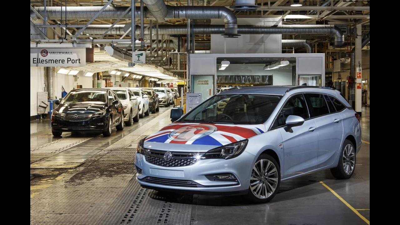 GM pode encerrar produção no Reino Unido após o Brexit, diz site