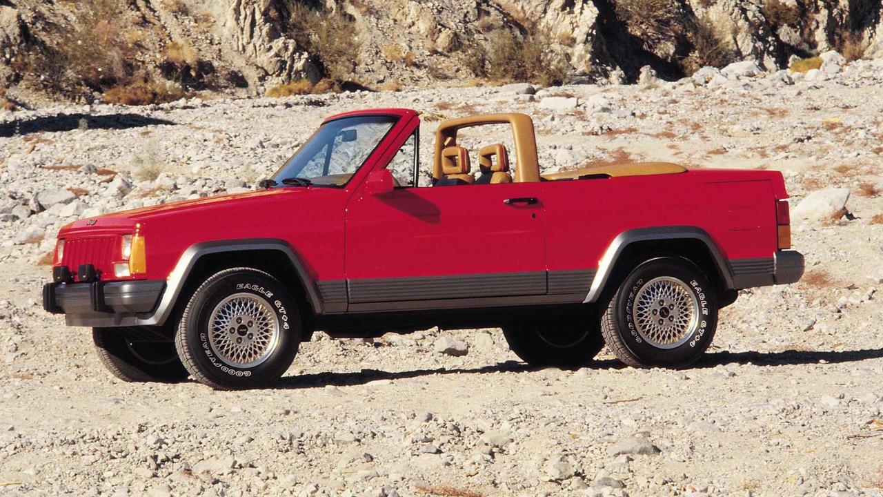 1990 Jeep Freedom concept