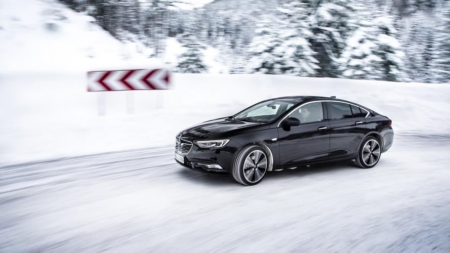 Opel Insignia Grand Sport dört tekerlekten çekişli olacak
