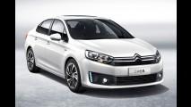 Este é o novo Citroën C4 Sedan, uma opção abaixo do C4 Lounge - veja fotos