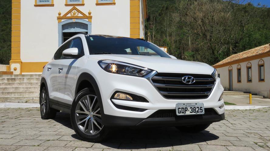 Nova geração do Hyundai Tucson estreia em 2020