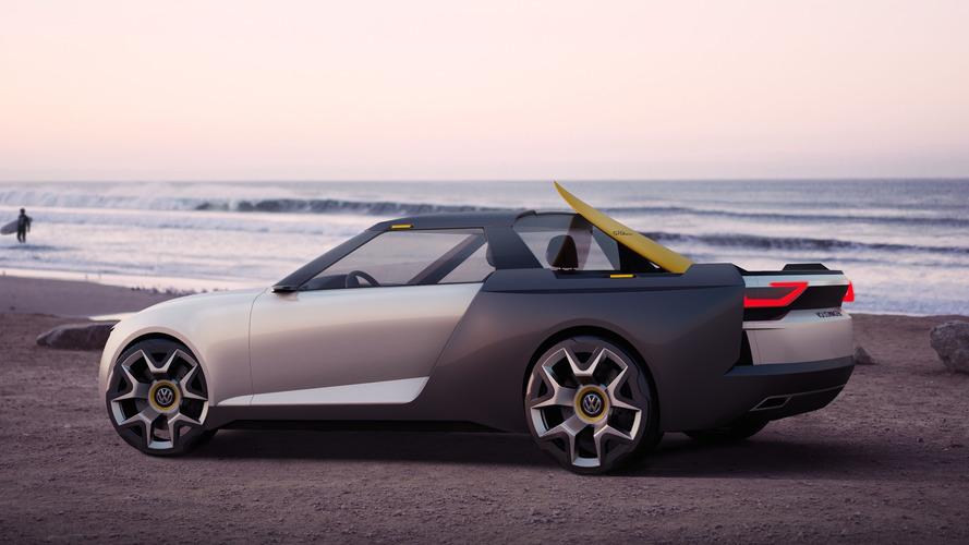 VW Varok concept is part wagon, part pickup