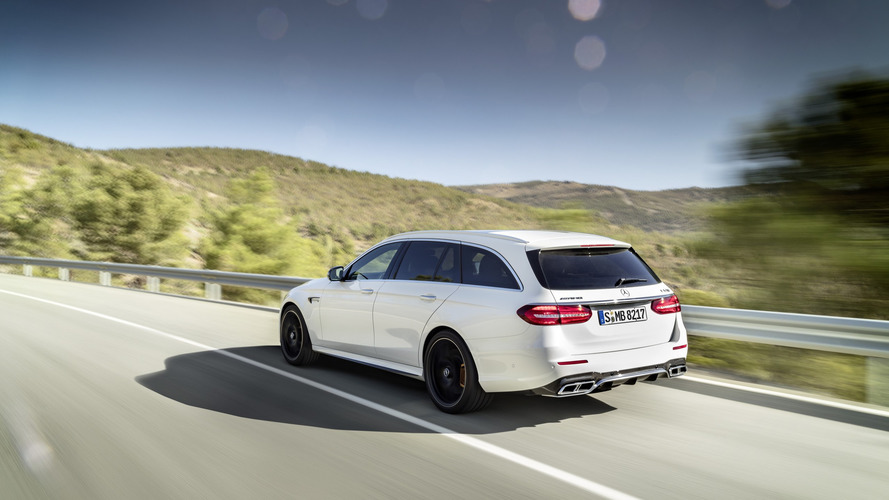 Mercedes-AMG E 63 Estate 2017, un familiar de altos vuelos