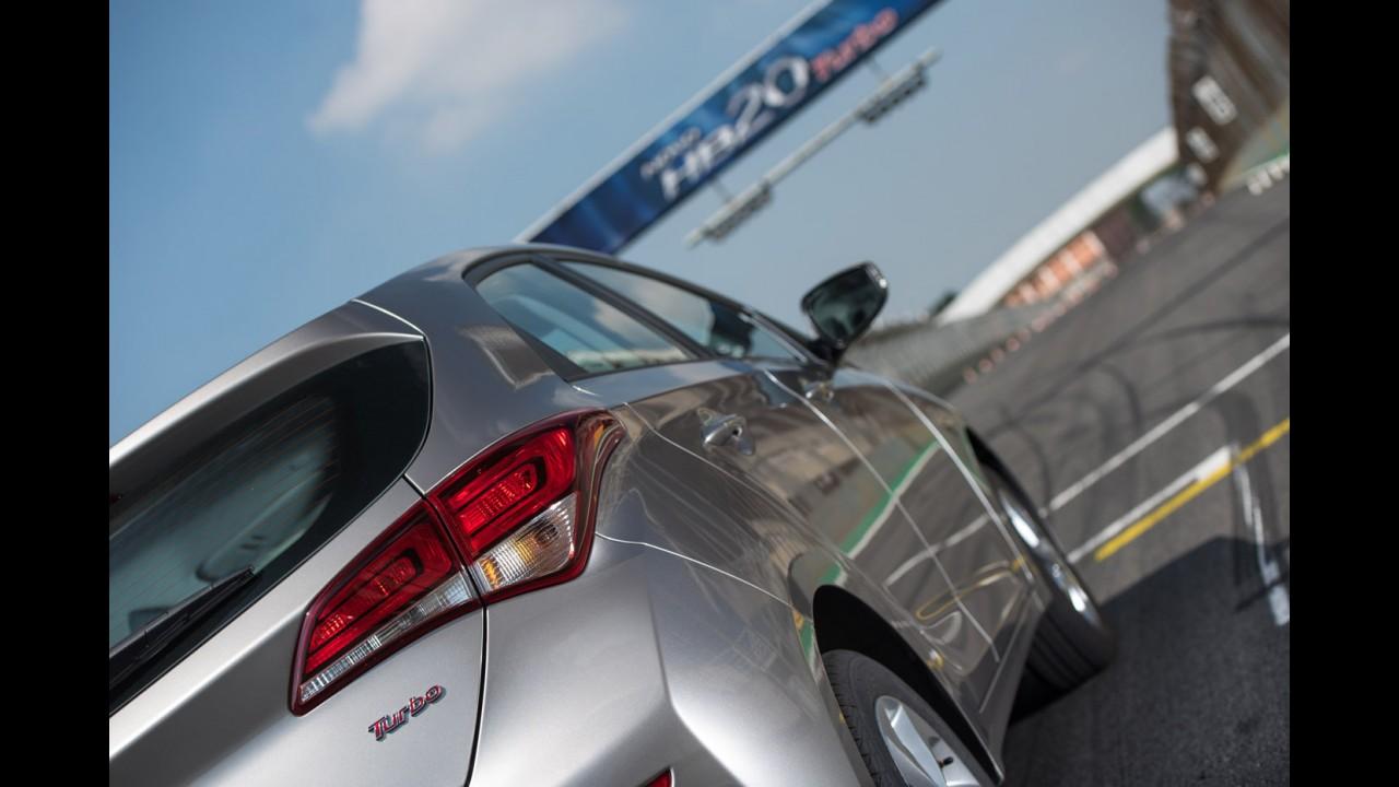"""Volta rápida: HB20 1.0 Turbo pode """"agilizar"""" liderança do modelo"""
