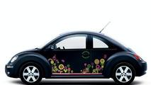 Volkswagon Launches Beetle Art