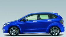 Honda FR-V Study Model