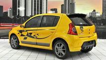 Renault Sandero F1