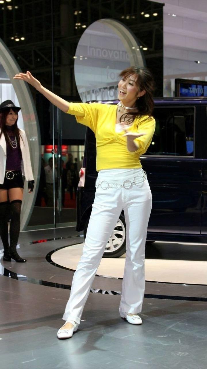 Tokyo Motor Show Babes