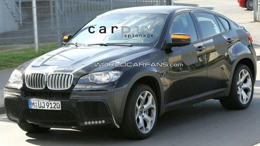 BMW X6 M Teaser Video