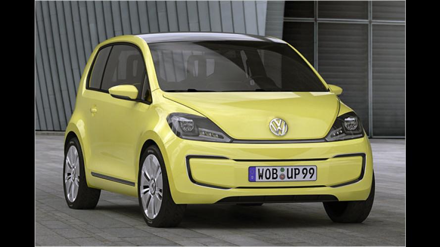 VW E-Up!: Der Elektro-Käfer von morgen