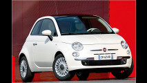 Fiat 500 Abarth in Genf