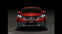 Honda CR-V Prototype EU Version