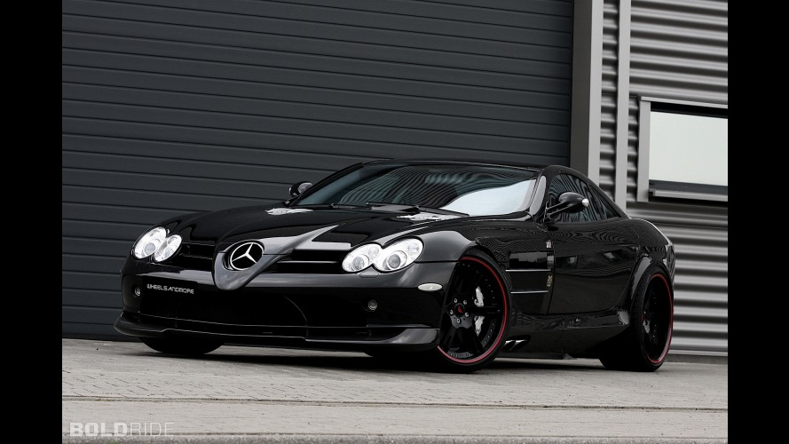 Wheelsandmore Mercedes-Benz SLR 707 Edition