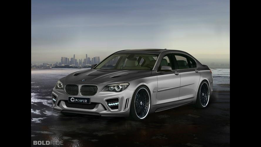 G-Power BMW 760i Storm