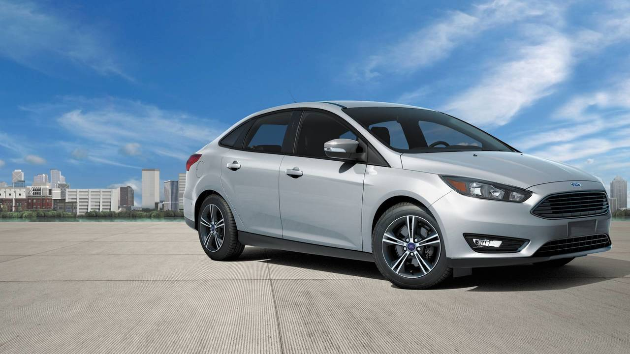 8. Ford Focus: $171 A Month