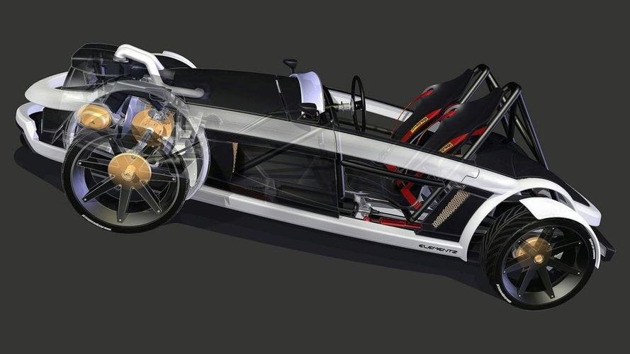 Burton Elementz Kitcar Concept