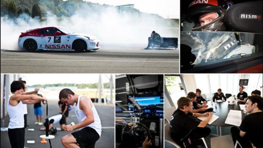 Nissan GT Academy 2013: le finali italiane il 7 e 8 agosto