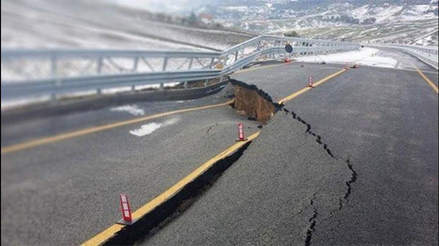 La barzelletta del viadotto siciliano che crolla dopo 10 giorni