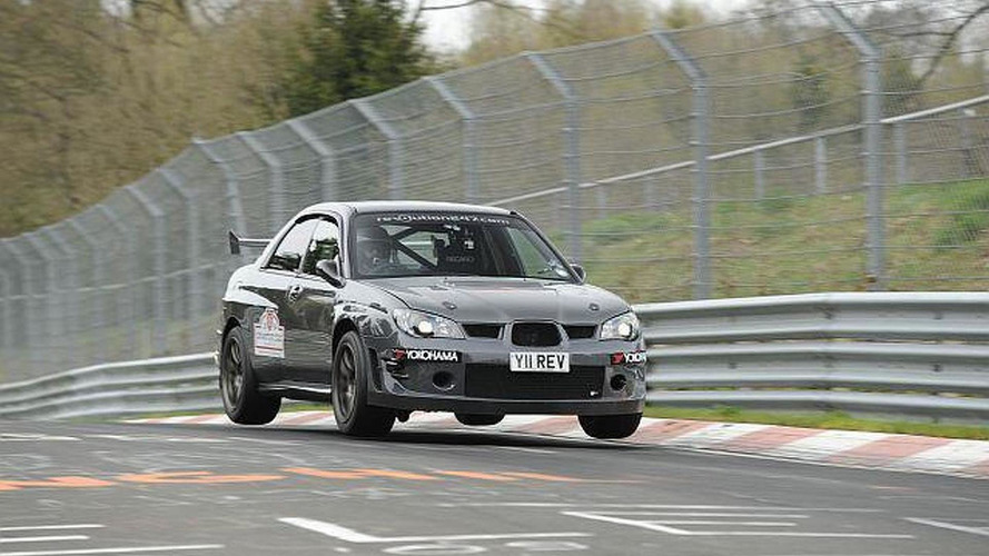 Revolution-tuned STI breaks Nurburgring record for a Subaru Impreza [video]