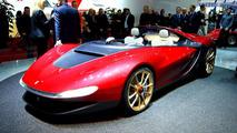 2013 Pininfarina Sergio Concept live in Geneva