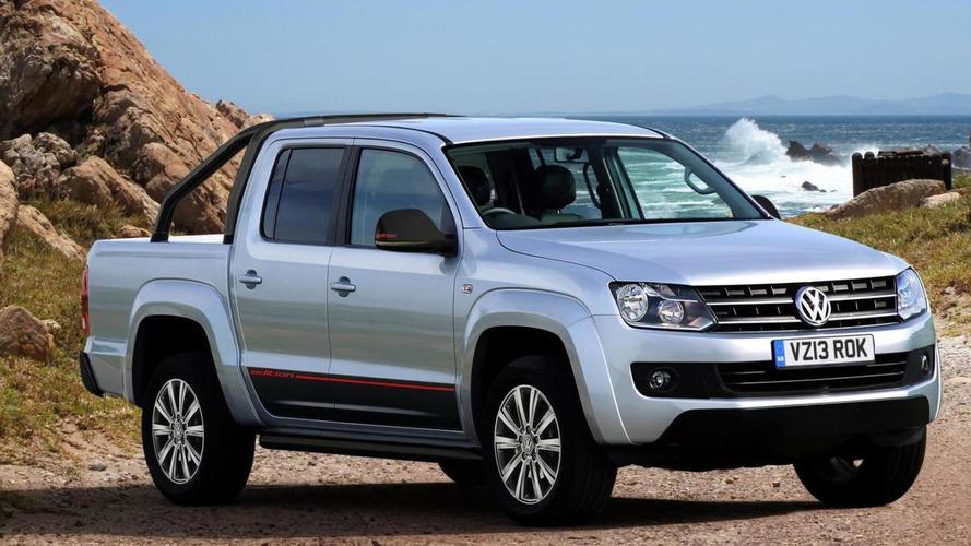 Volkswagen Amarok Edition announced (UK)