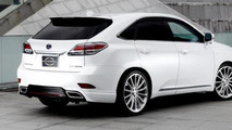 Lexus RX F SPORT visually tweaked by Wald