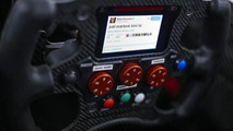 Red Bull testing new F1 steering wheel with Twitter capabilities