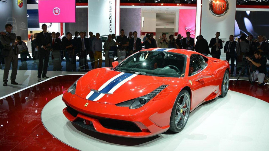 Ferrari 458 Speciale Spider heading to Pebble Beach this month - report