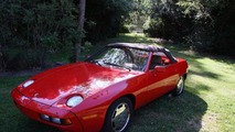 1981 Porsche 928 Convertible by Carelli Design
