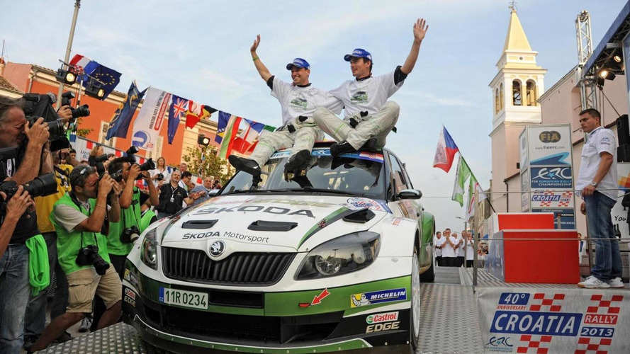 Skoda Fabia R5 announced, will replace the Fabia S2000