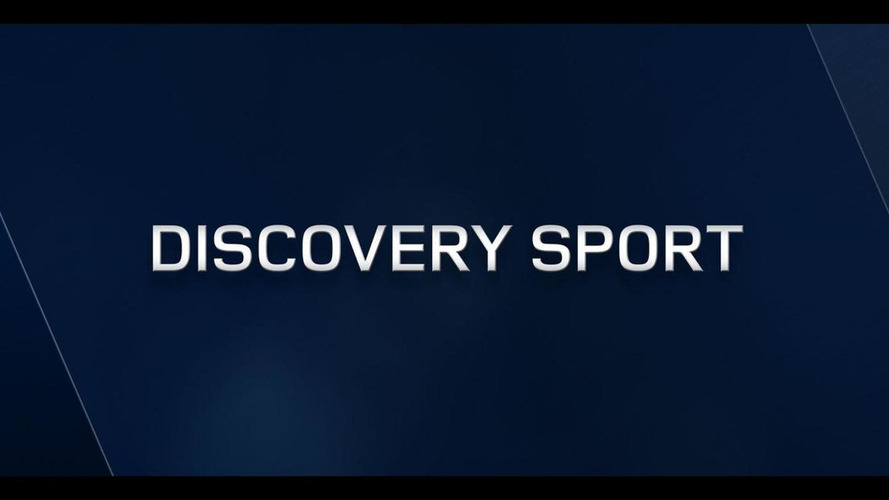 Land Rover Discovery Sport announced, will go on sale next year
