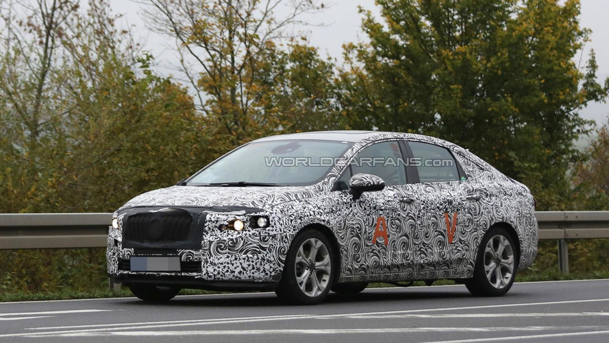 2016 Buick Verano spied undergoing testing in Germany