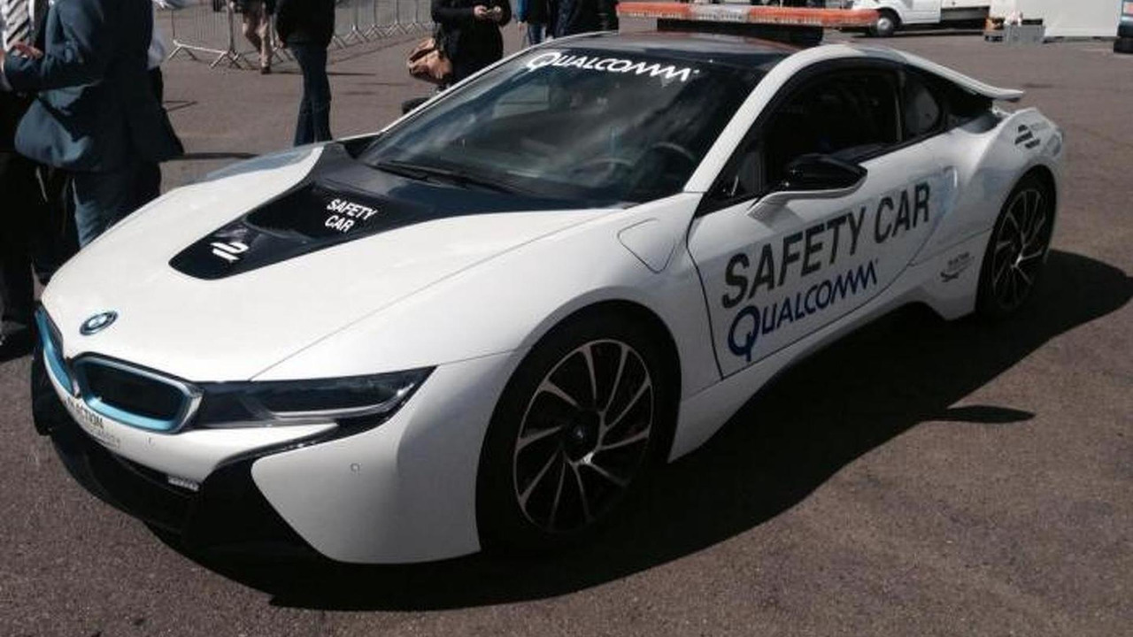 BMW i8 FIA Formula E Championship safety car