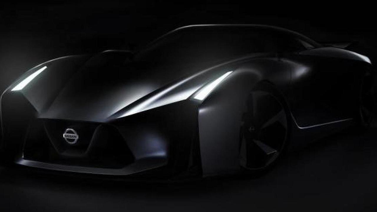 Nissan Vision Gran Turismo concept
