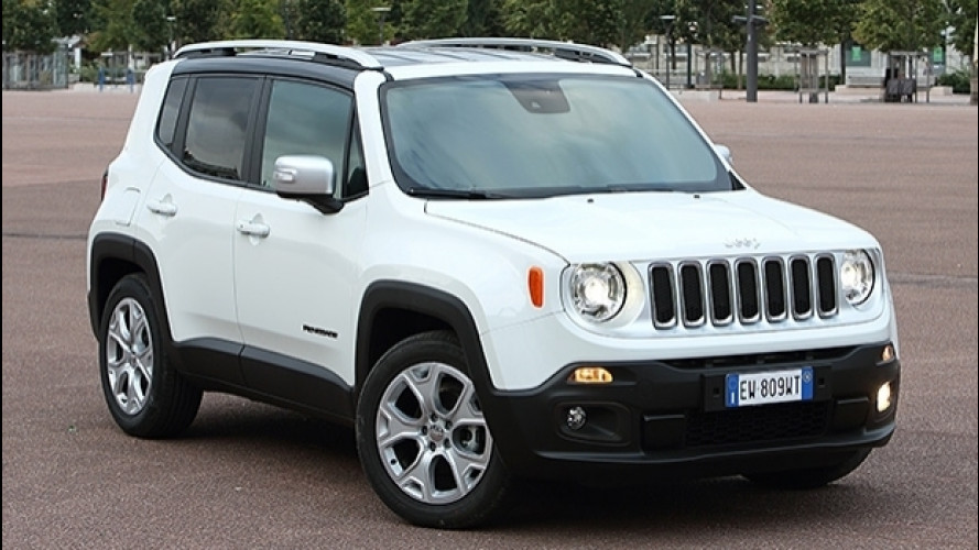 Jeep Renegade GPL 1.4 Turbo 120 CV, il SUV