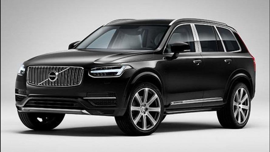 Volvo XC90 Excellence, mai così lussuosa