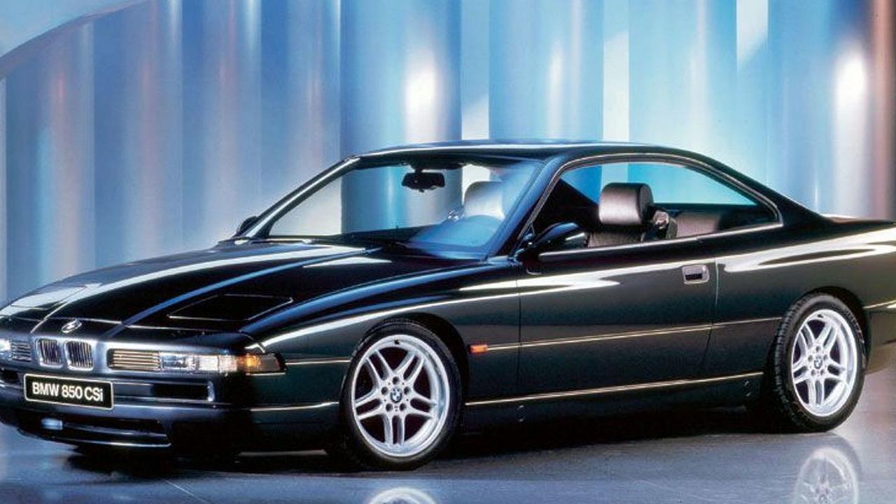 BMW 850CSi (1992 - 1996)