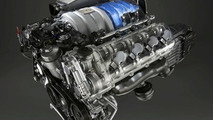 Mercedes-AMG 6.3 Liter Naturally Aspirated V8