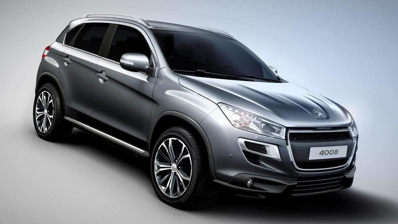 2012 Peugeot 4008 30.09.2011