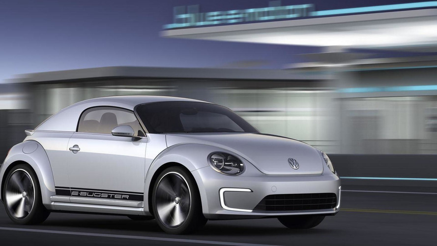 Volkswagen Beetle Convertible concept headed for Beijing