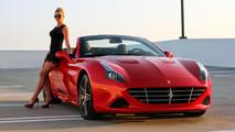 Ferrari au Paul Ricard