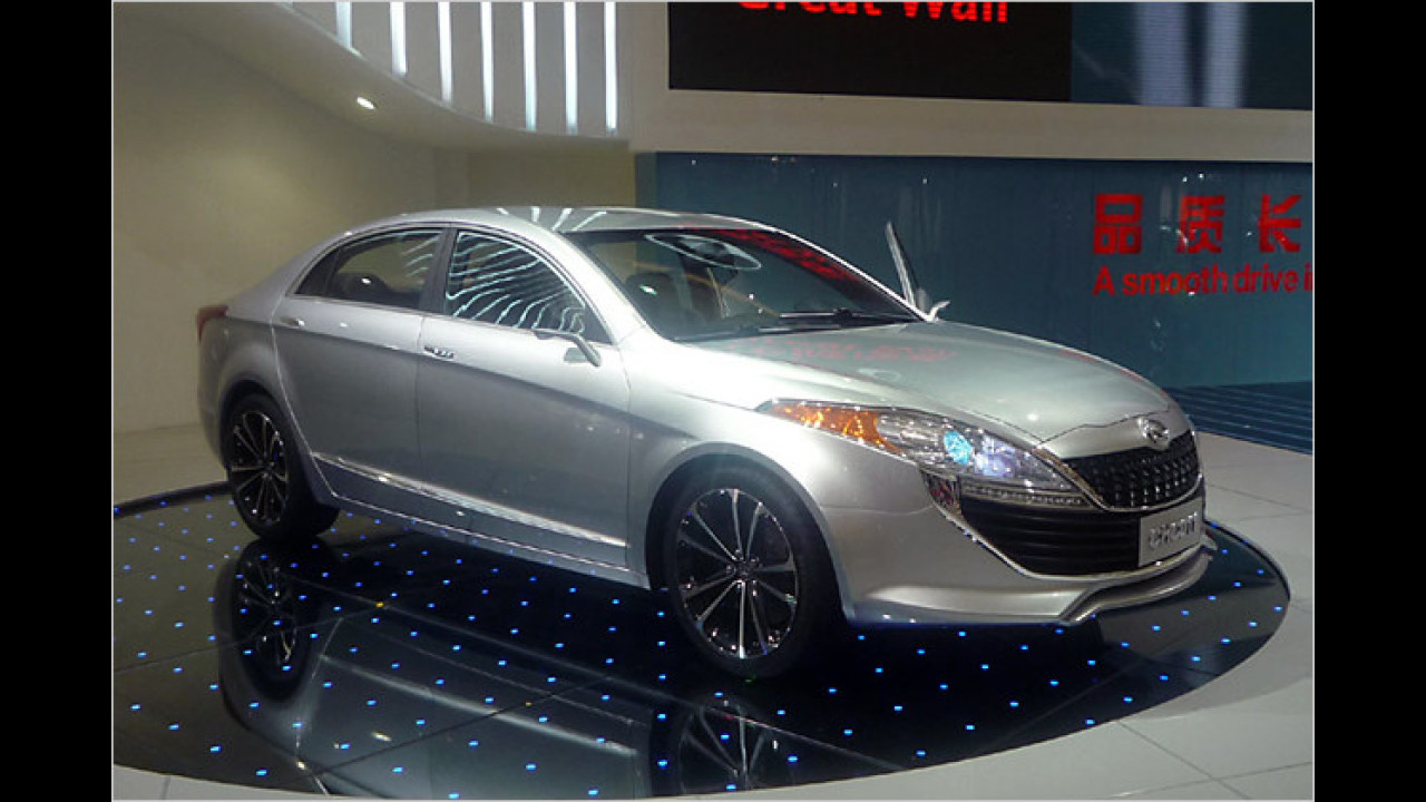 Great Wall CHC 011