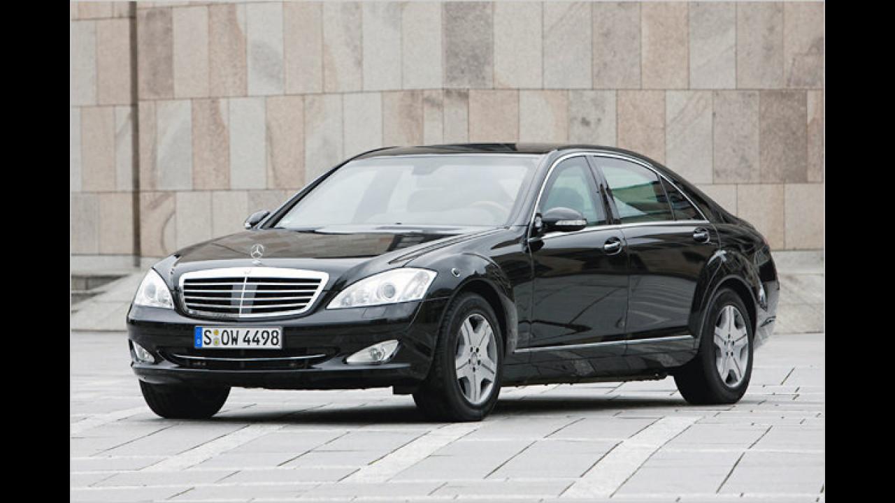 Mercedes S-Klasse Guard (W 221)