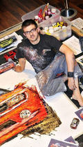 Chevy Camaro & Beat Concepts Art at BIMS