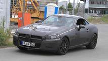 2012 Mercedes Benz SLK 63 AMG prototype spy photo