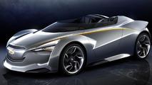 GM Korea Chevy Miray concept 31.03.2011